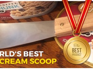 Wolds best ice cream scoop
